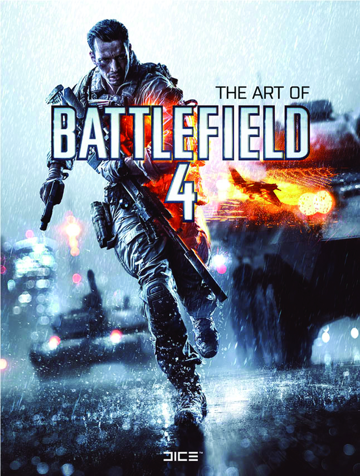 ART OF BATTLEFIELD 4 HC