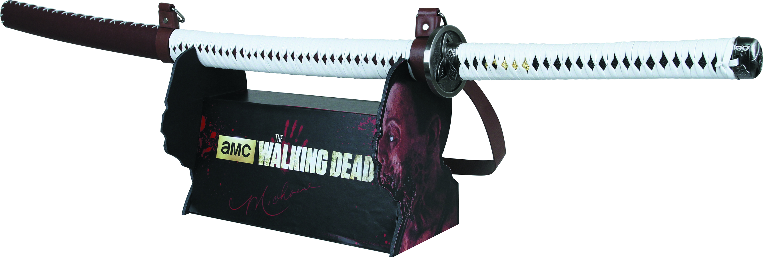 WALKING DEAD TV MICHONNE REPLICA SWORD