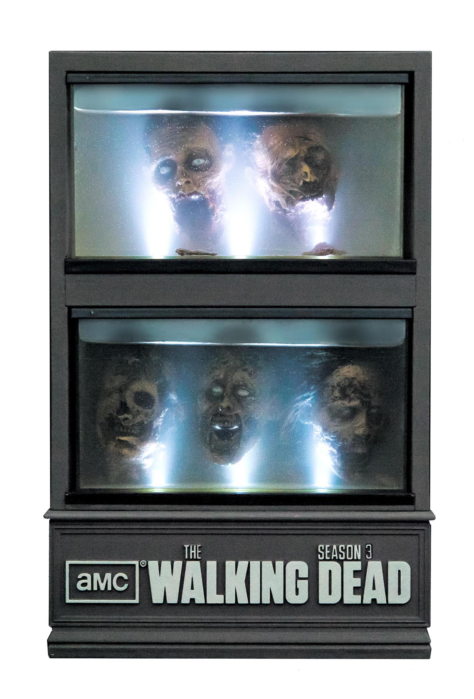 WALKING DEAD BD SEA 03 LTD ED