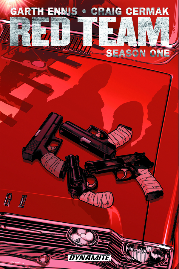 GARTH ENNIS RED TEAM TP VOL 01 SEASON ONE