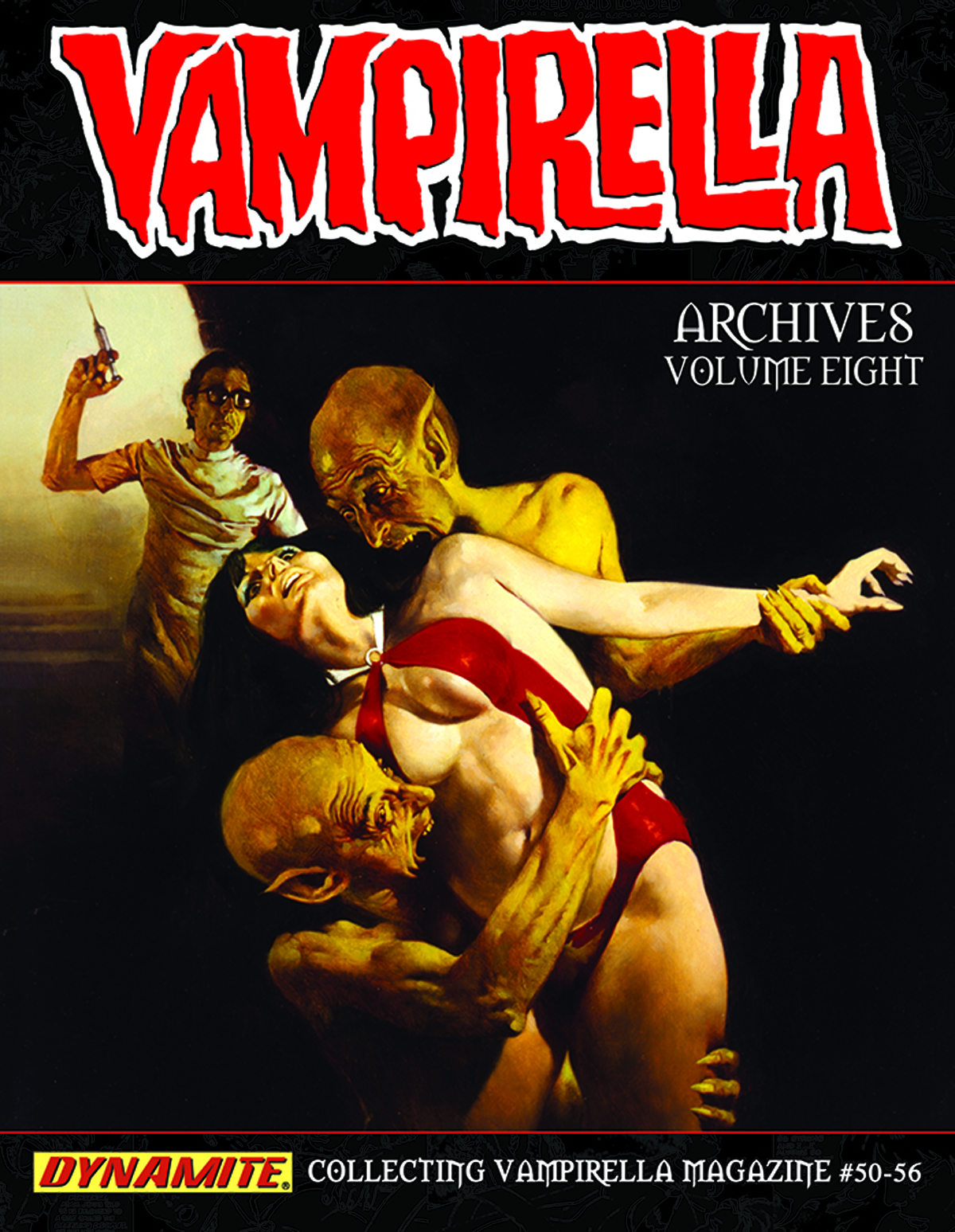 VAMPIRELLA ARCHIVES HC VOL 08