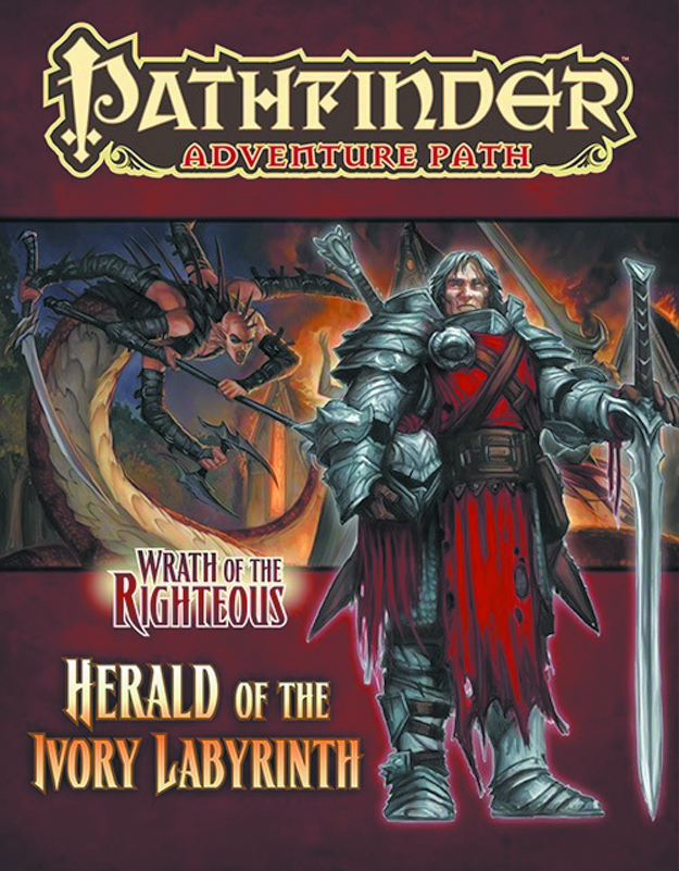 PATHFINDER ADV PATH WRATH O/T RIGHTEOUS PT 5