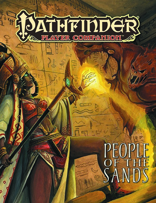 PATHFINDER PLAYER COMPANION PEOPLE OF THE SANDS