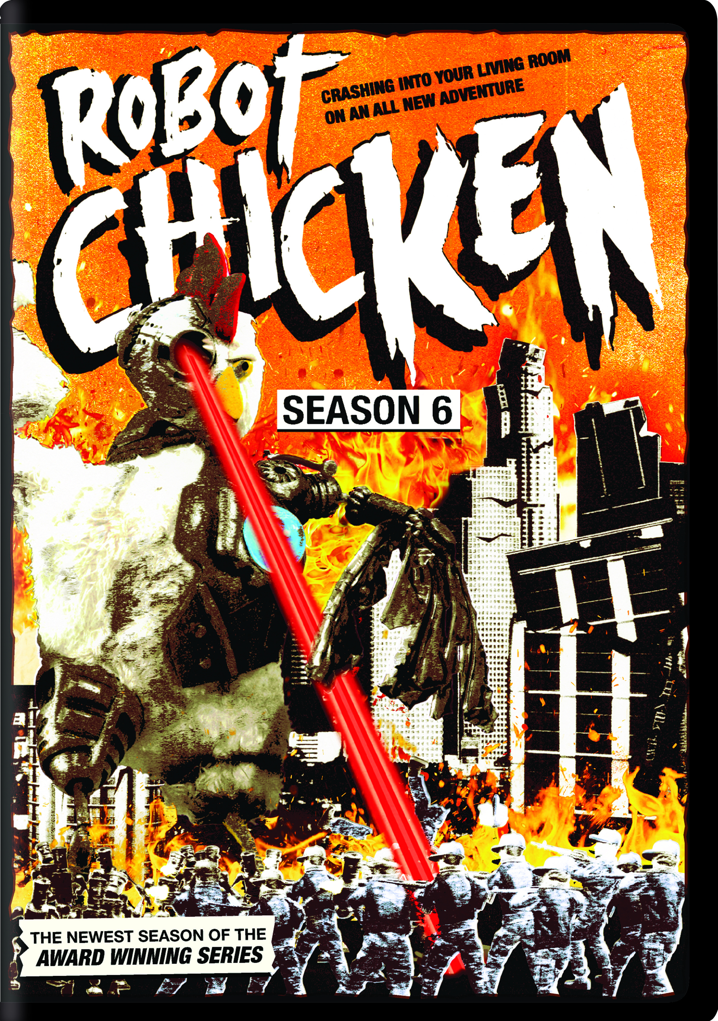 ROBOT CHICKEN BD SEA 06