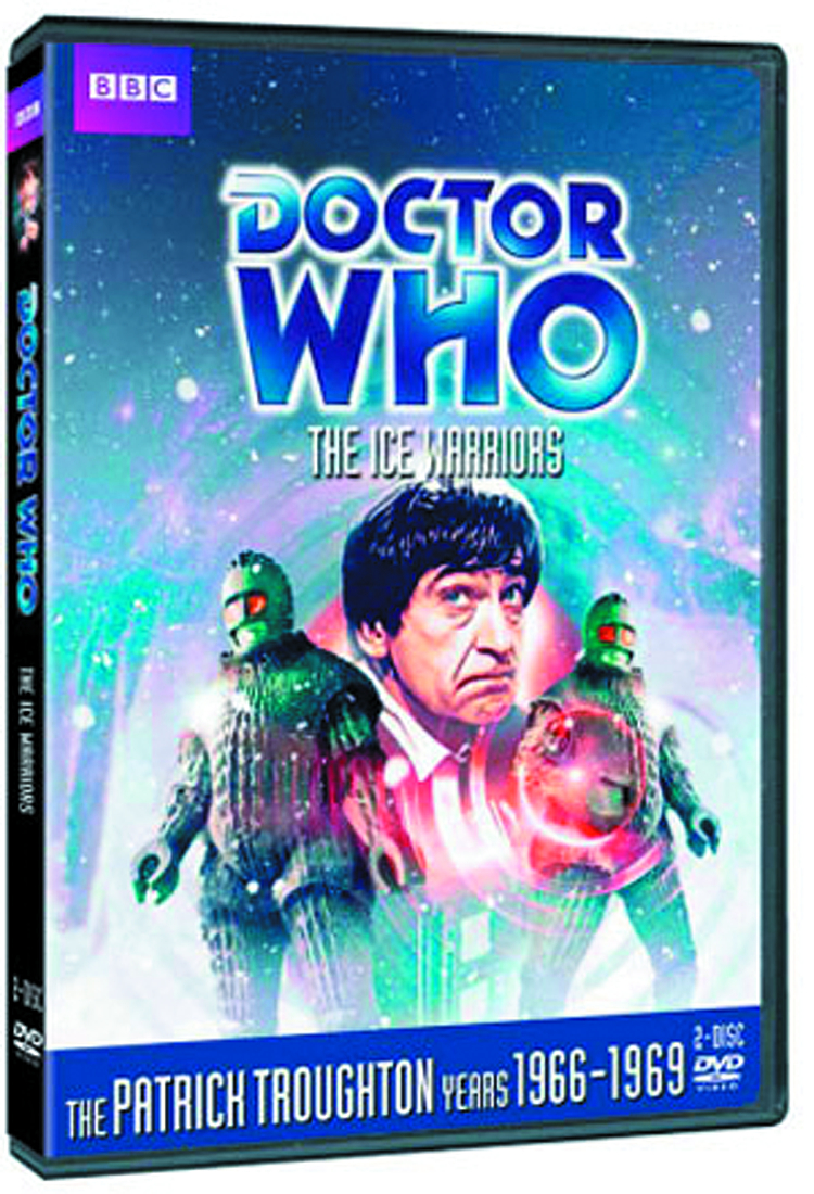 DOCTOR WHO THE ICE WARRIORS DVD