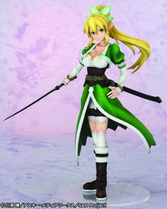 SWORD ART ONLINE LEAFA PVC FIG