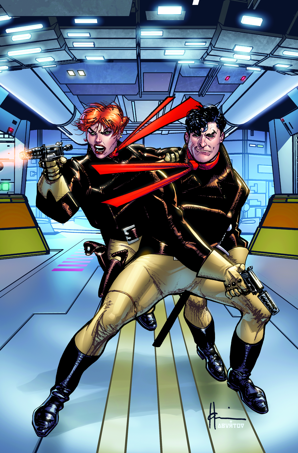 BUCK ROGERS IN 25TH CENTURY #4