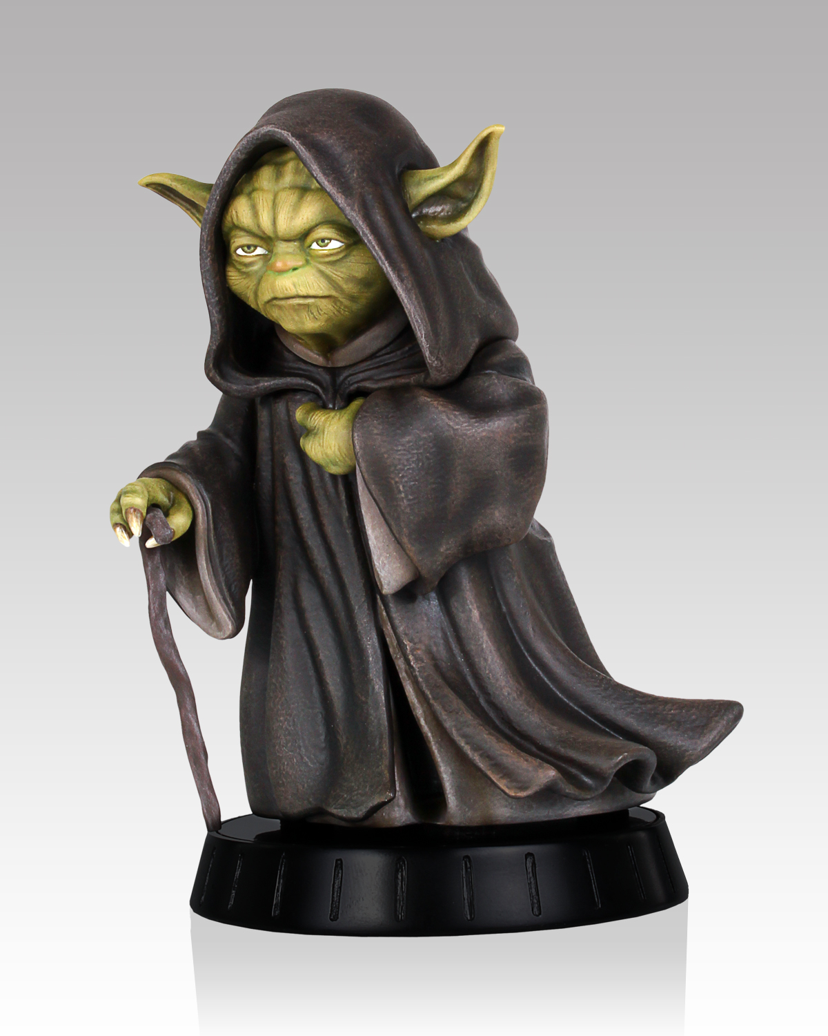 sep132020 sw yoda hoth statue previews world. Black Bedroom Furniture Sets. Home Design Ideas