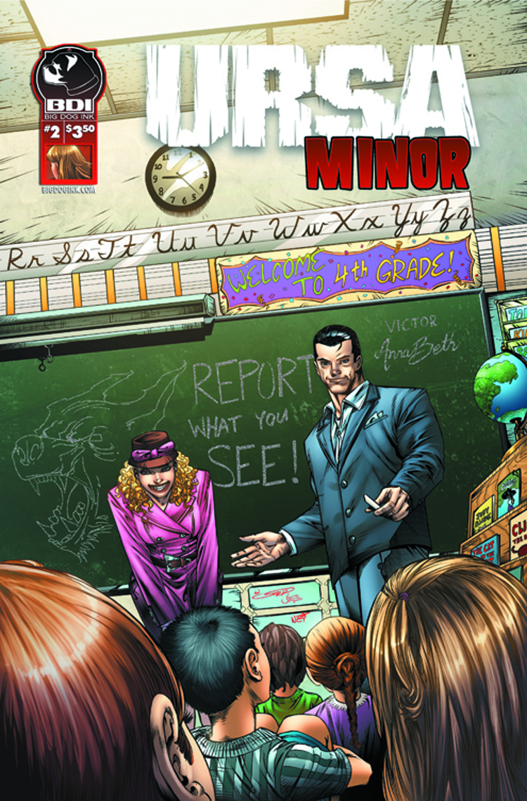 URSA MINOR ONGOING #2