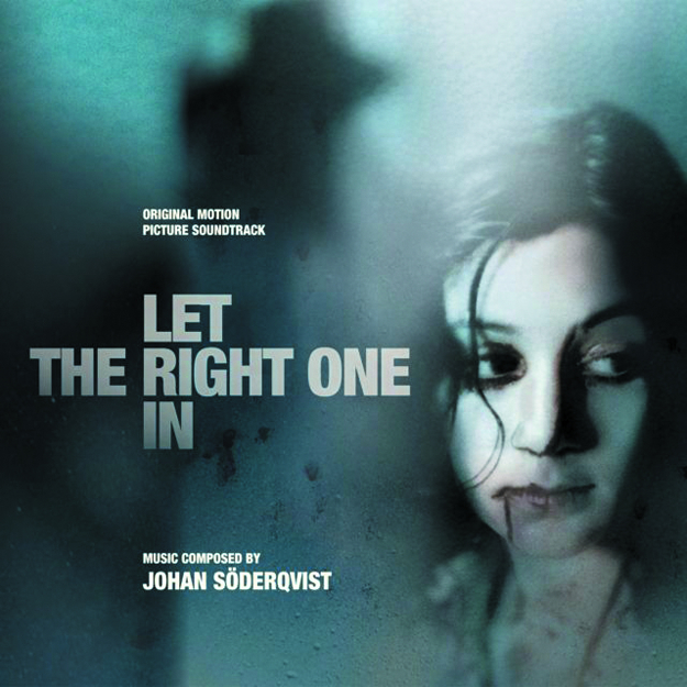 LET THE RIGHT ONE IN OST LP