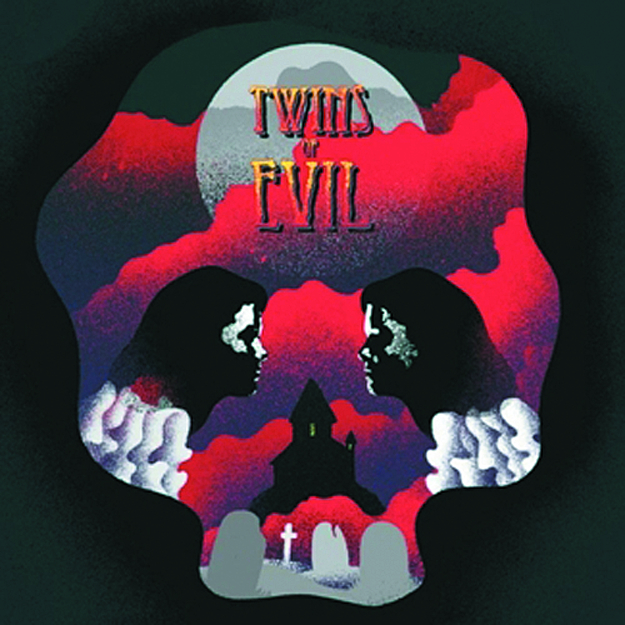TWINS OF EVIL OST LP