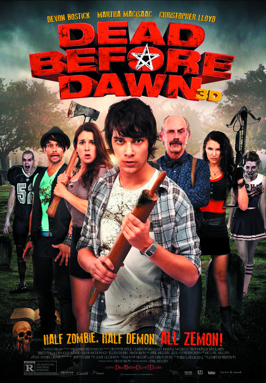 DEAD BEFORE DAWN BD