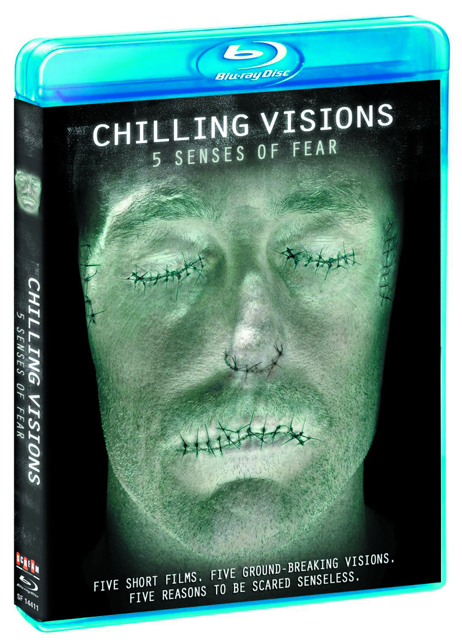 CHILLING VISIONS 5 SENSES OF FEAR BD
