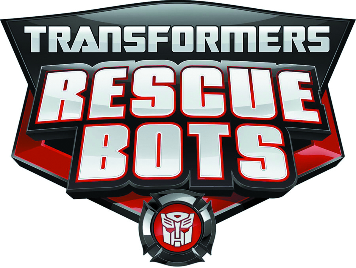 TRANSFORMERS RESCUE BOTS GRIFFIN ROCK RUMBLE DVD