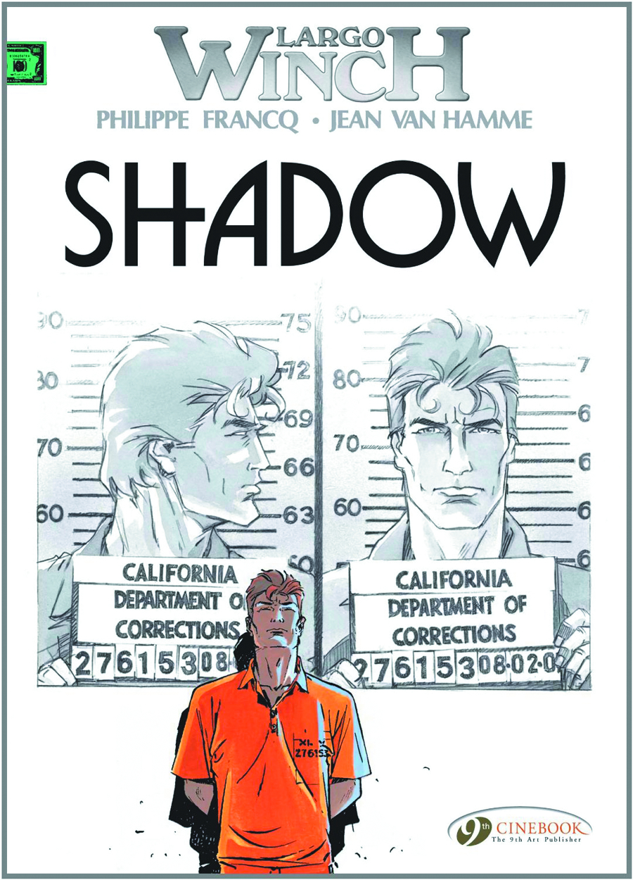 LARGO WINCH GN VOL 08 SHADOW