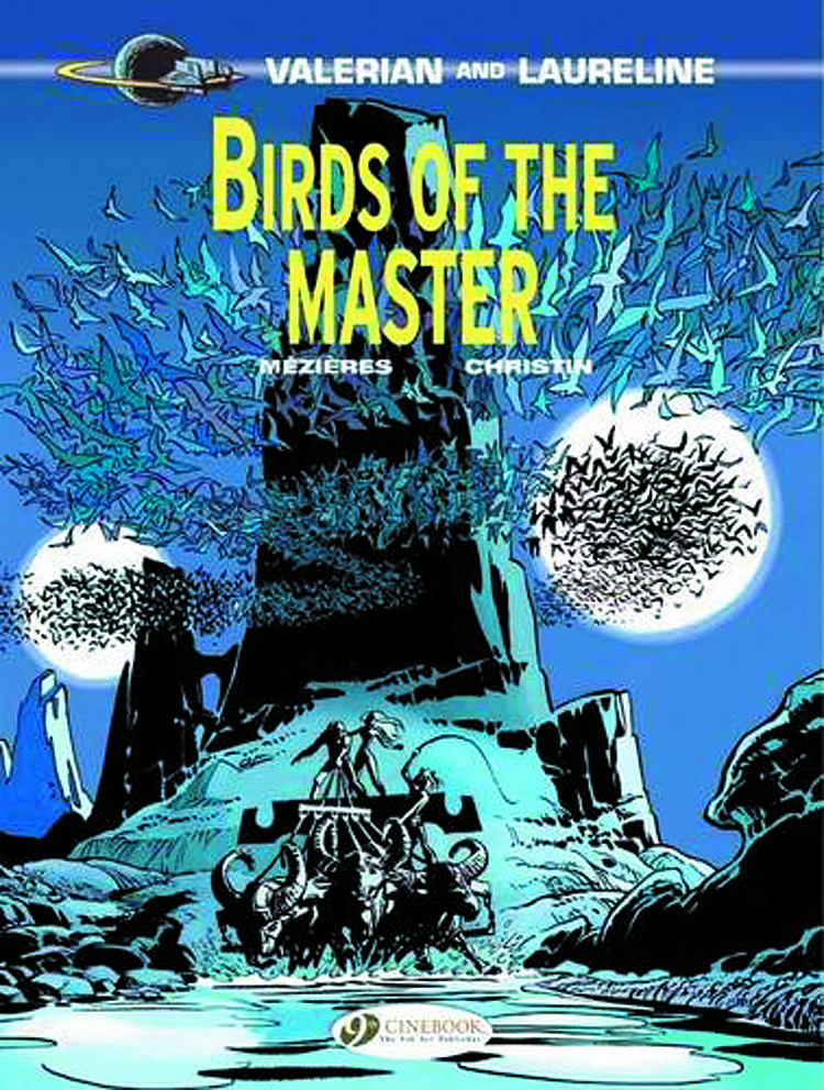 VALERIAN GN VOL 05 BIRDS OF MASTER