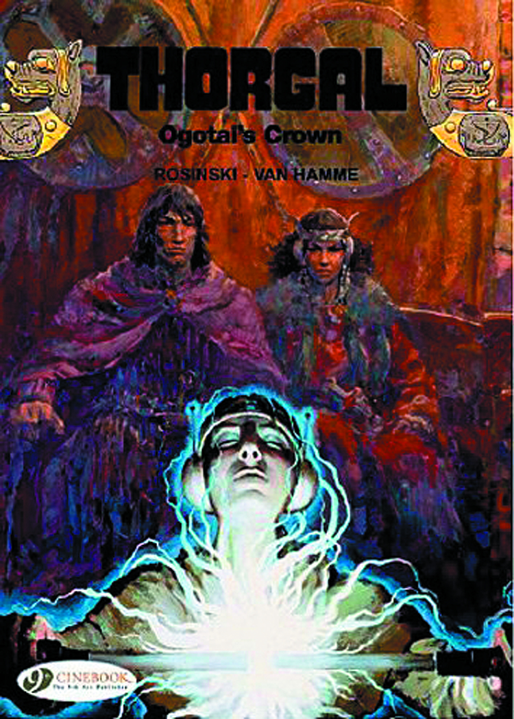 THORGAL GN VOL 13 OGOTAIS CROWN