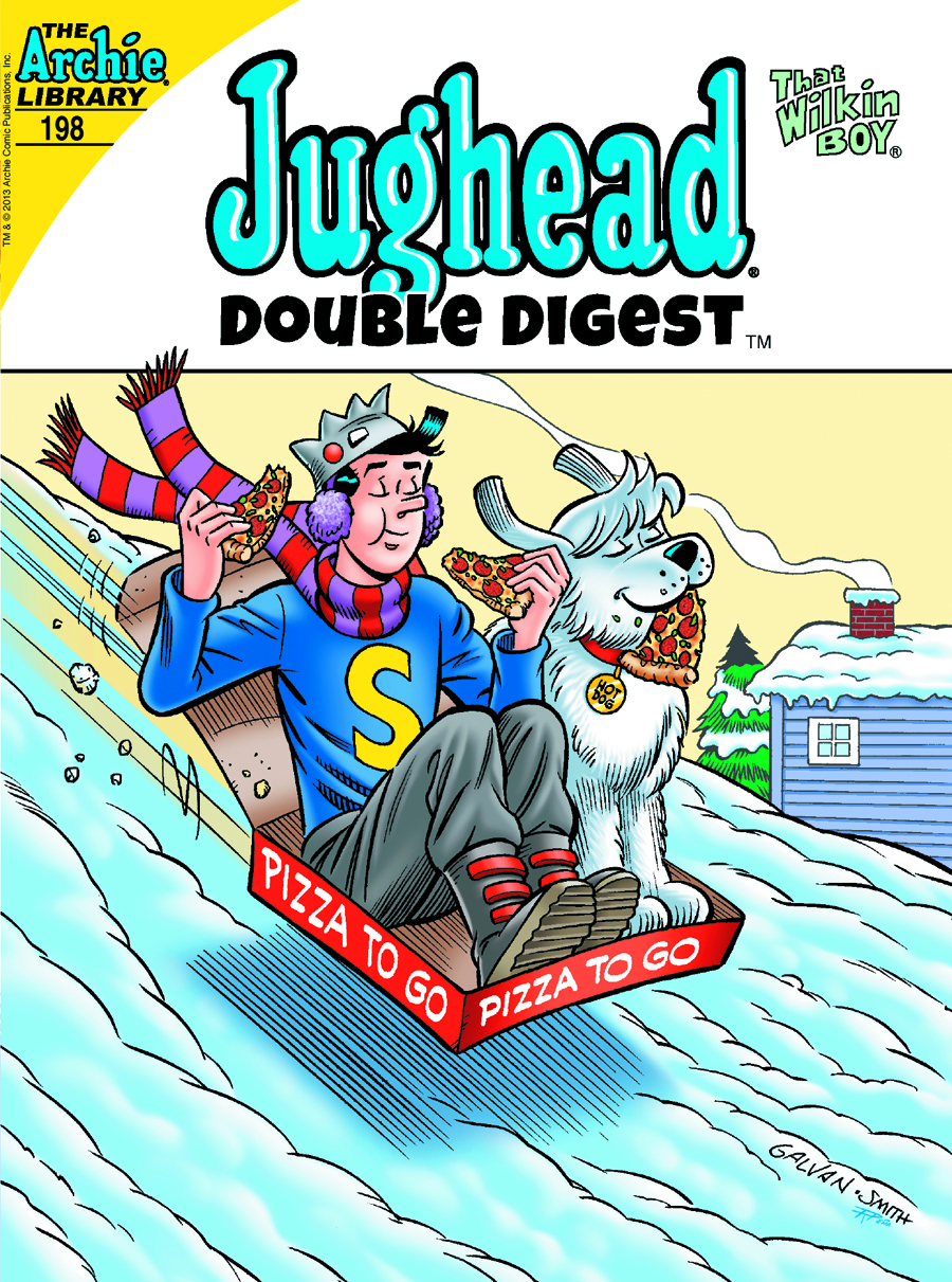 JUGHEADS DOUBLE DIGEST #198