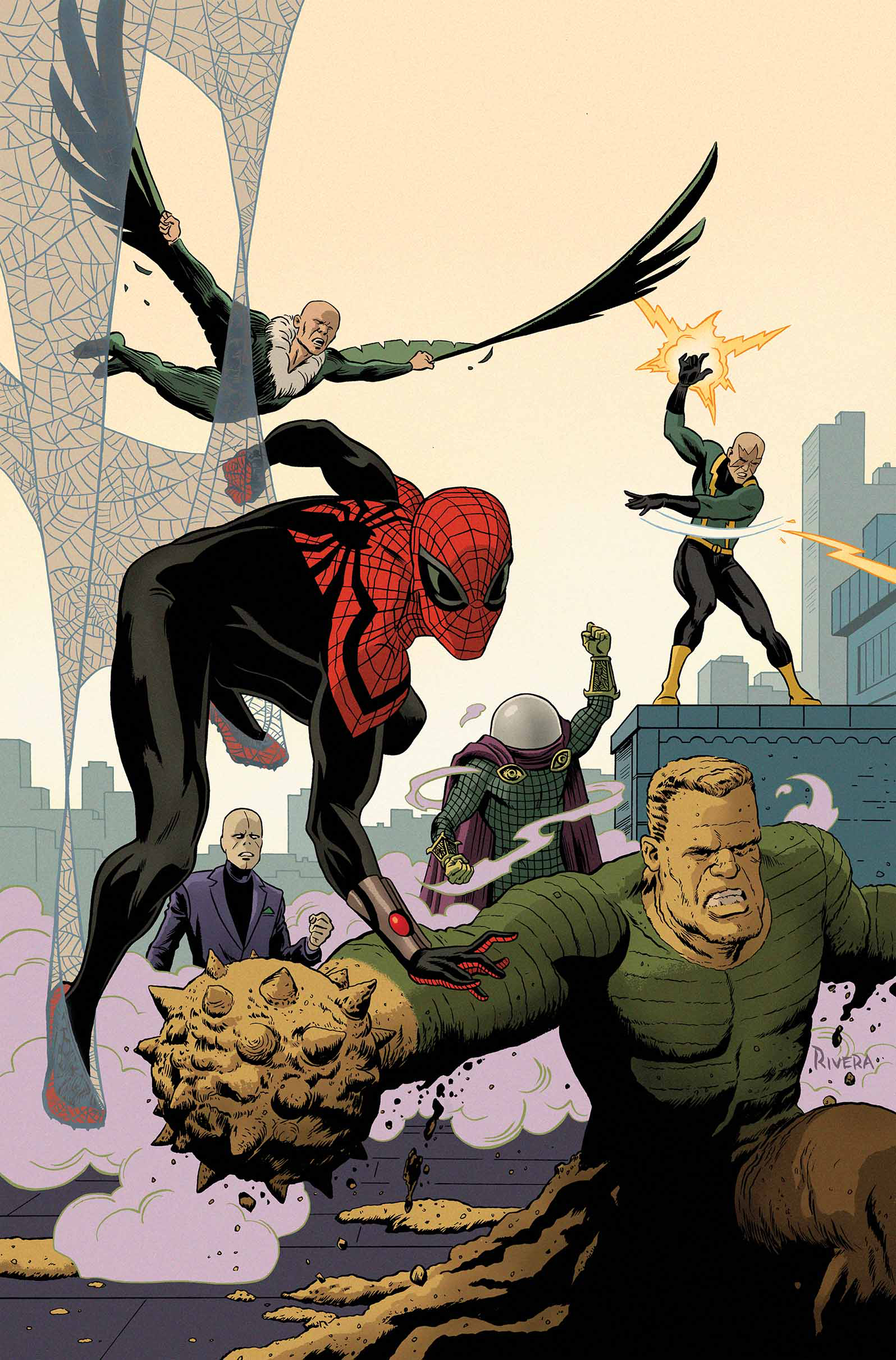 SUPERIOR SPIDER-MAN TEAM UP #6 NOW