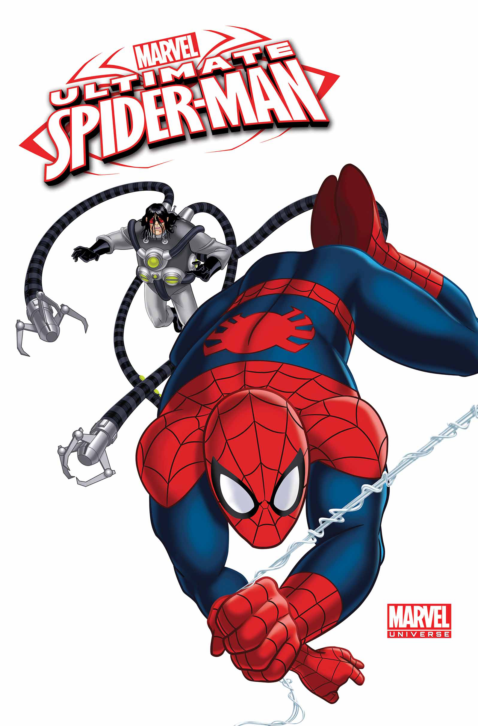 MARVEL UNIVERSE ULTIMATE SPIDER-MAN #20 SYU