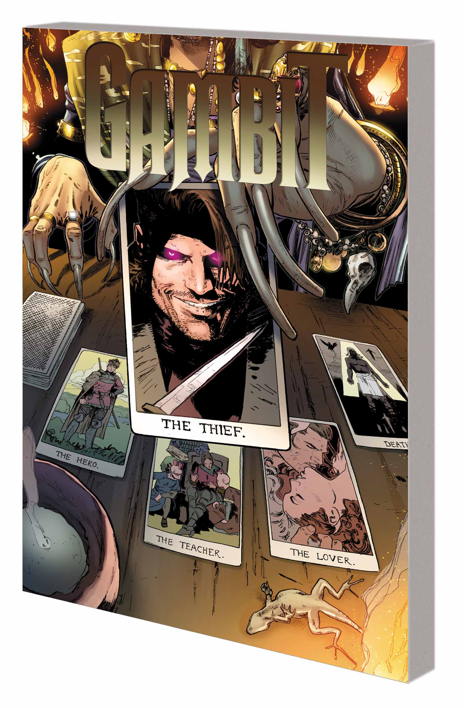 GAMBIT TP VOL 03 KING OF THIEVES