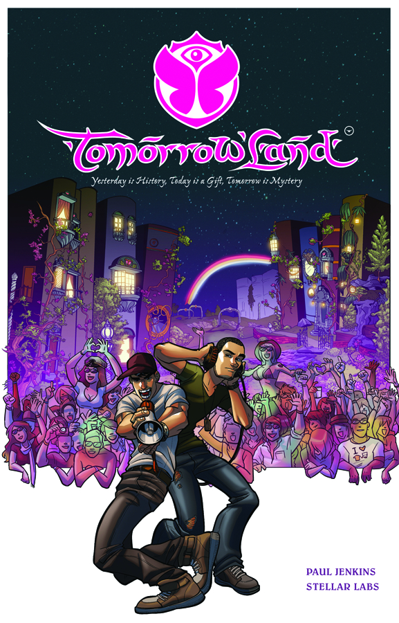 TOMORROWLAND HC