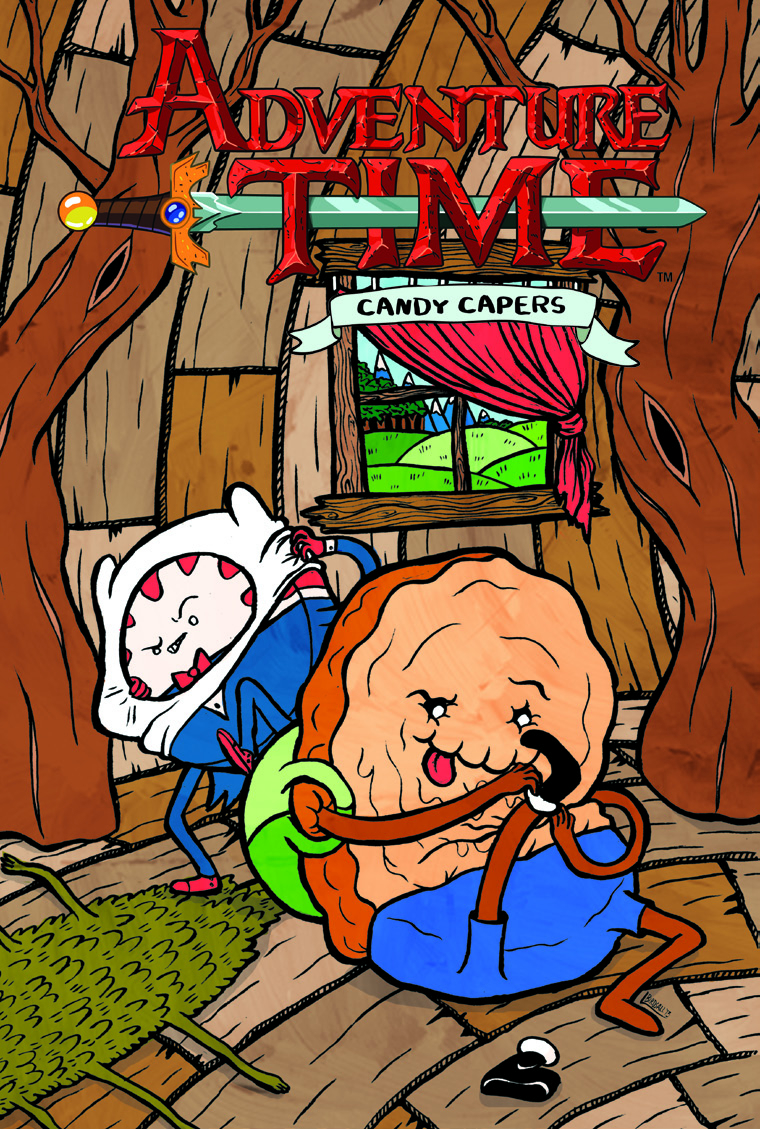 ADVENTURE TIME CANDY CAPERS #5