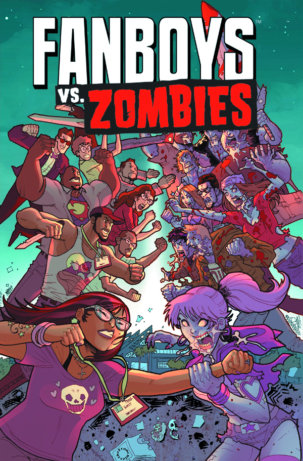 FANBOYS VS ZOMBIES #20