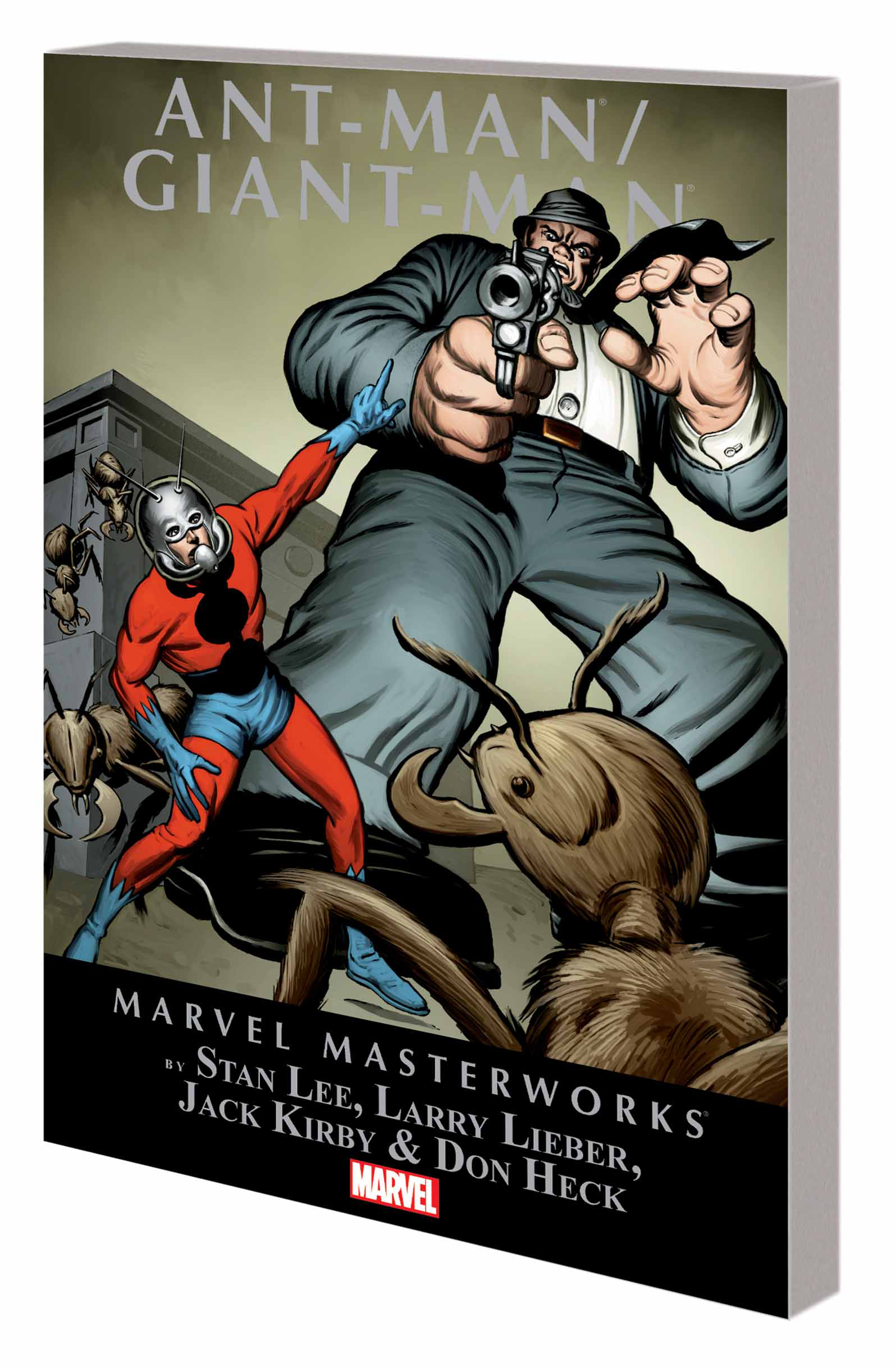MMW ANT-MAN GIANT-MAN TP VOL 01