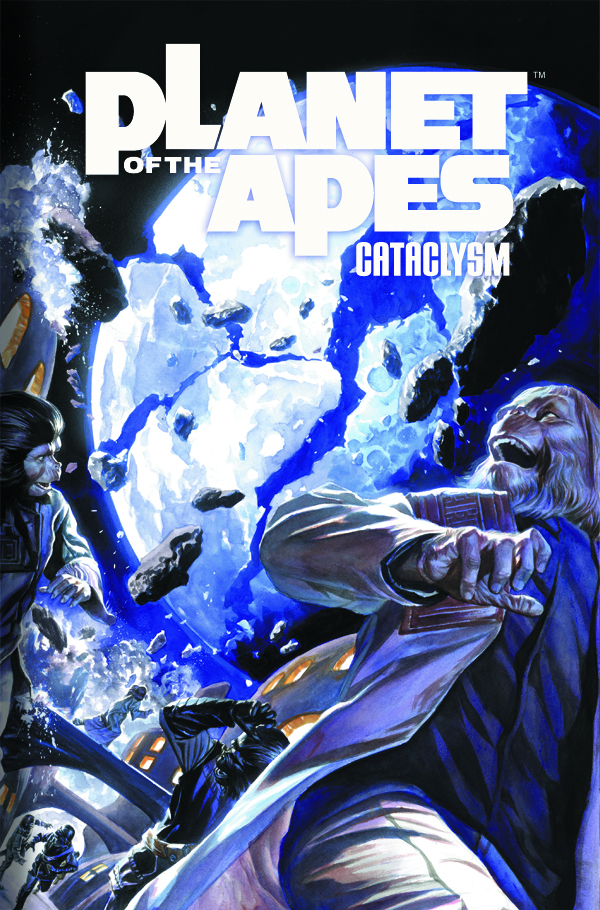 PLANET OF THE APES CATACLYSM TP VOL 02
