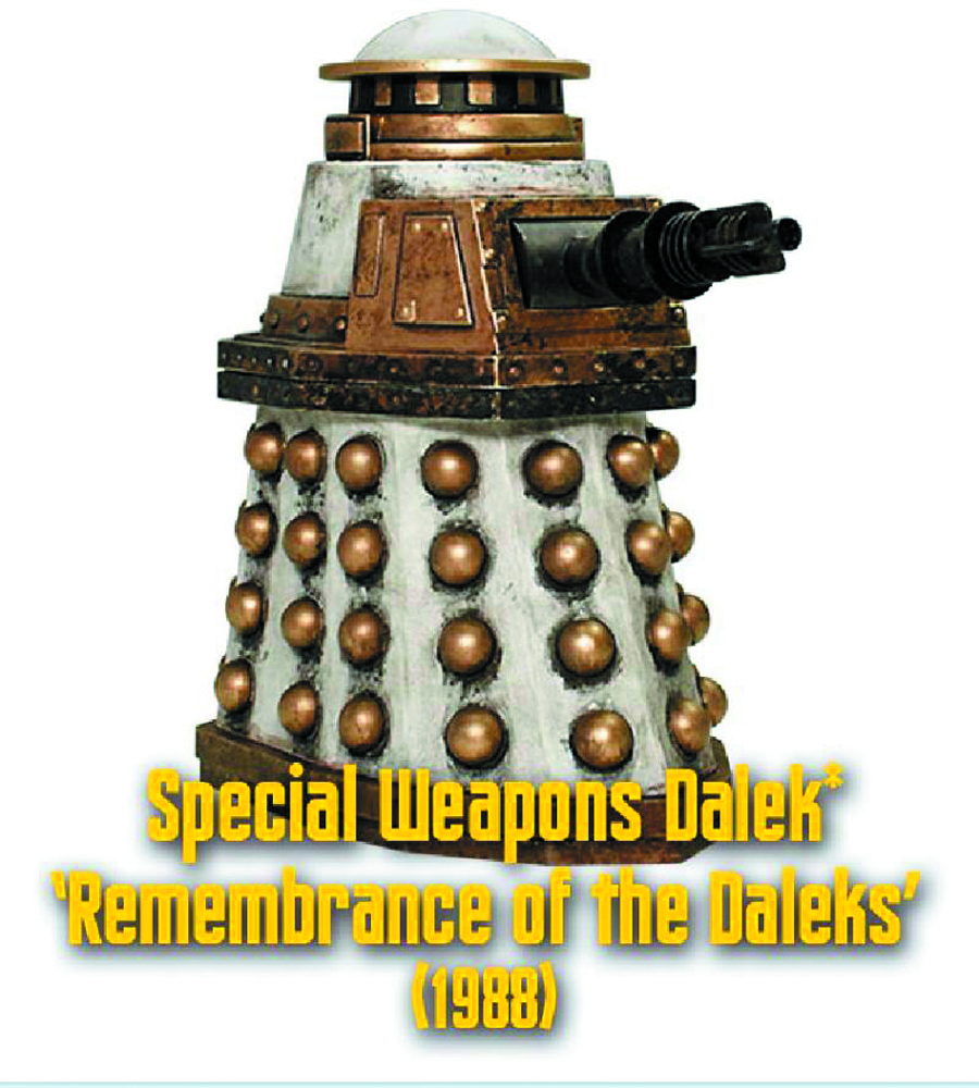 DOCTOR WHO EFX SPECIAL WEAPONS DALEK AF