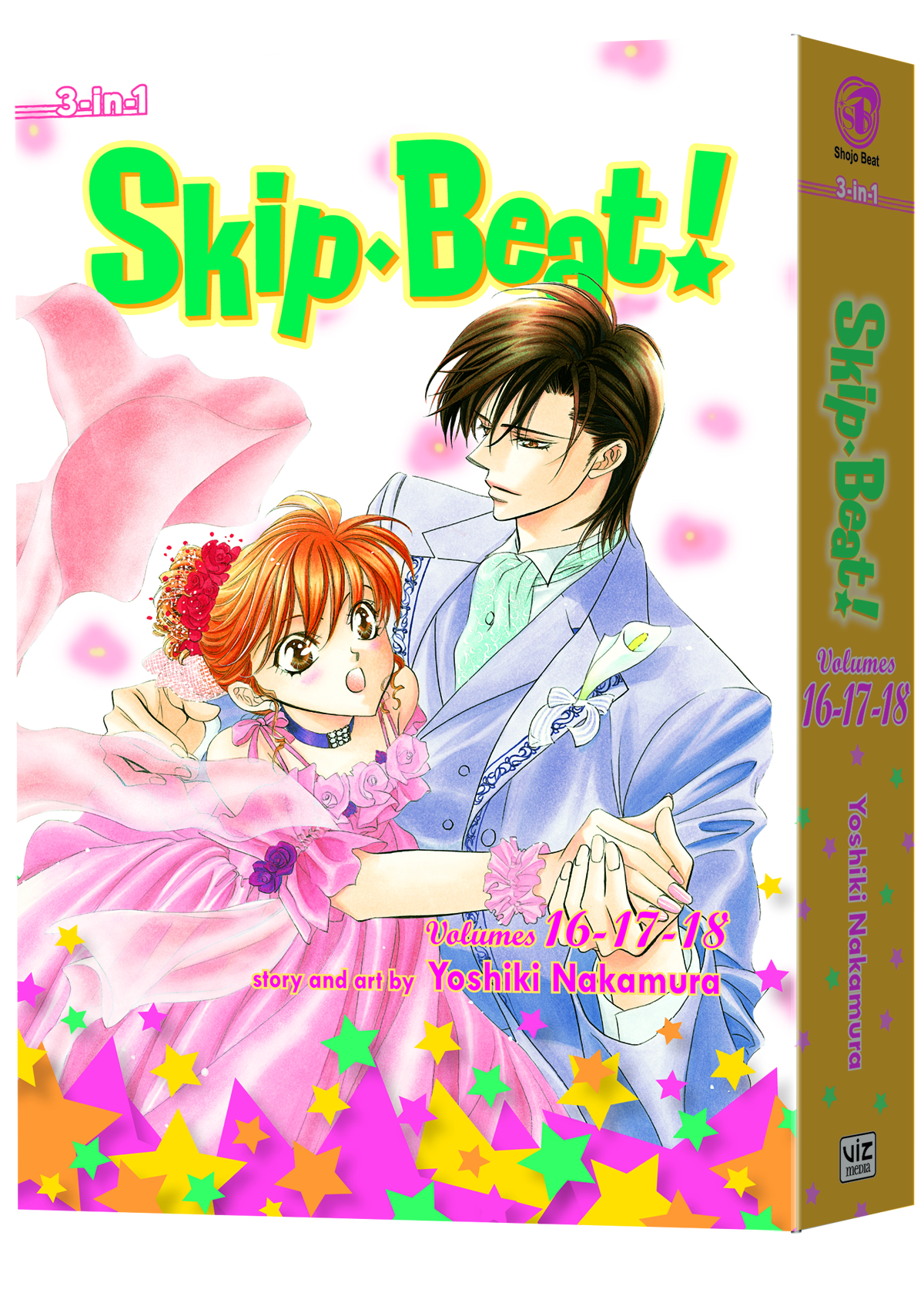SKIP BEAT 3IN1 TP VOL 06
