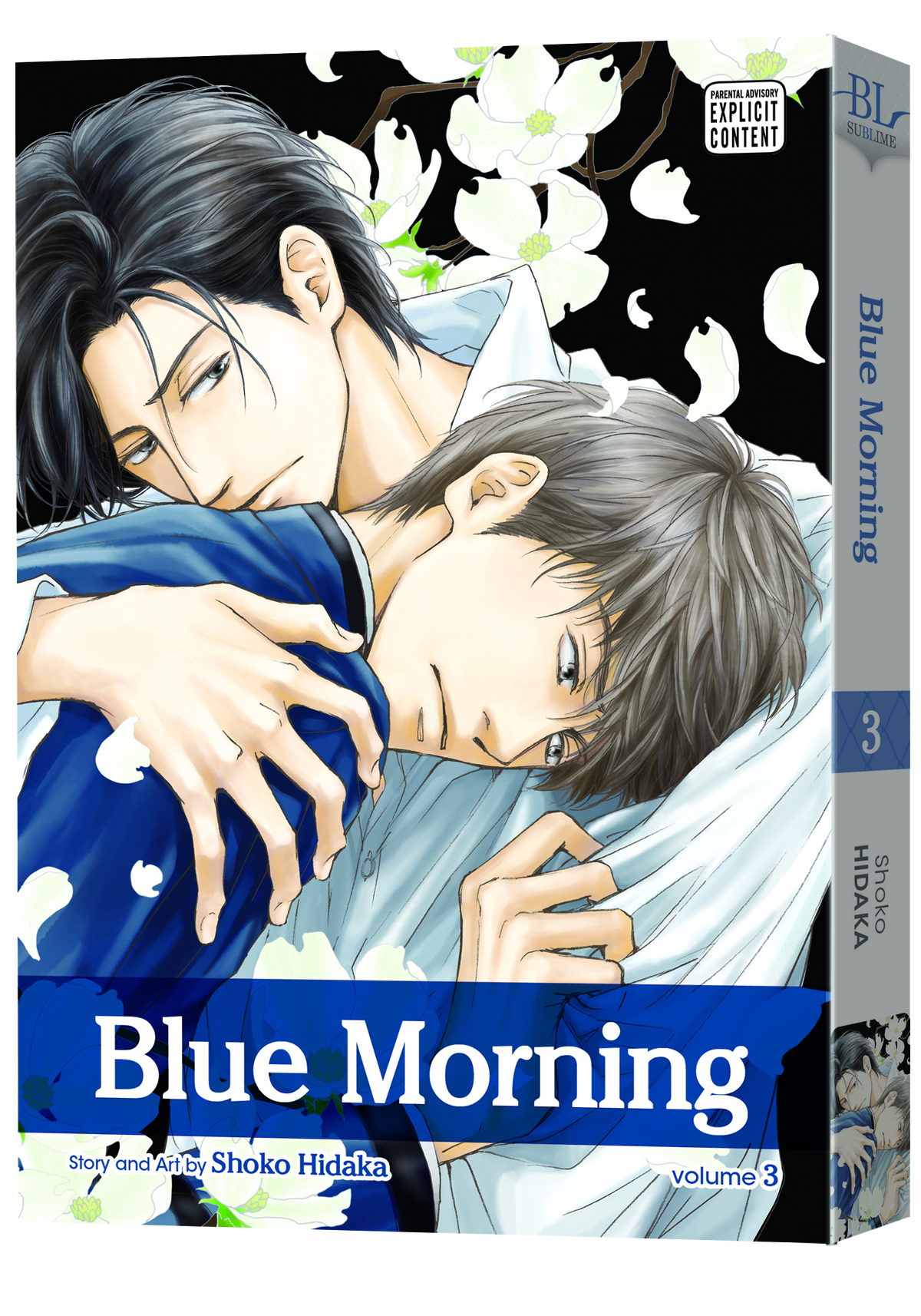 BLUE MORNING GN VOL 03