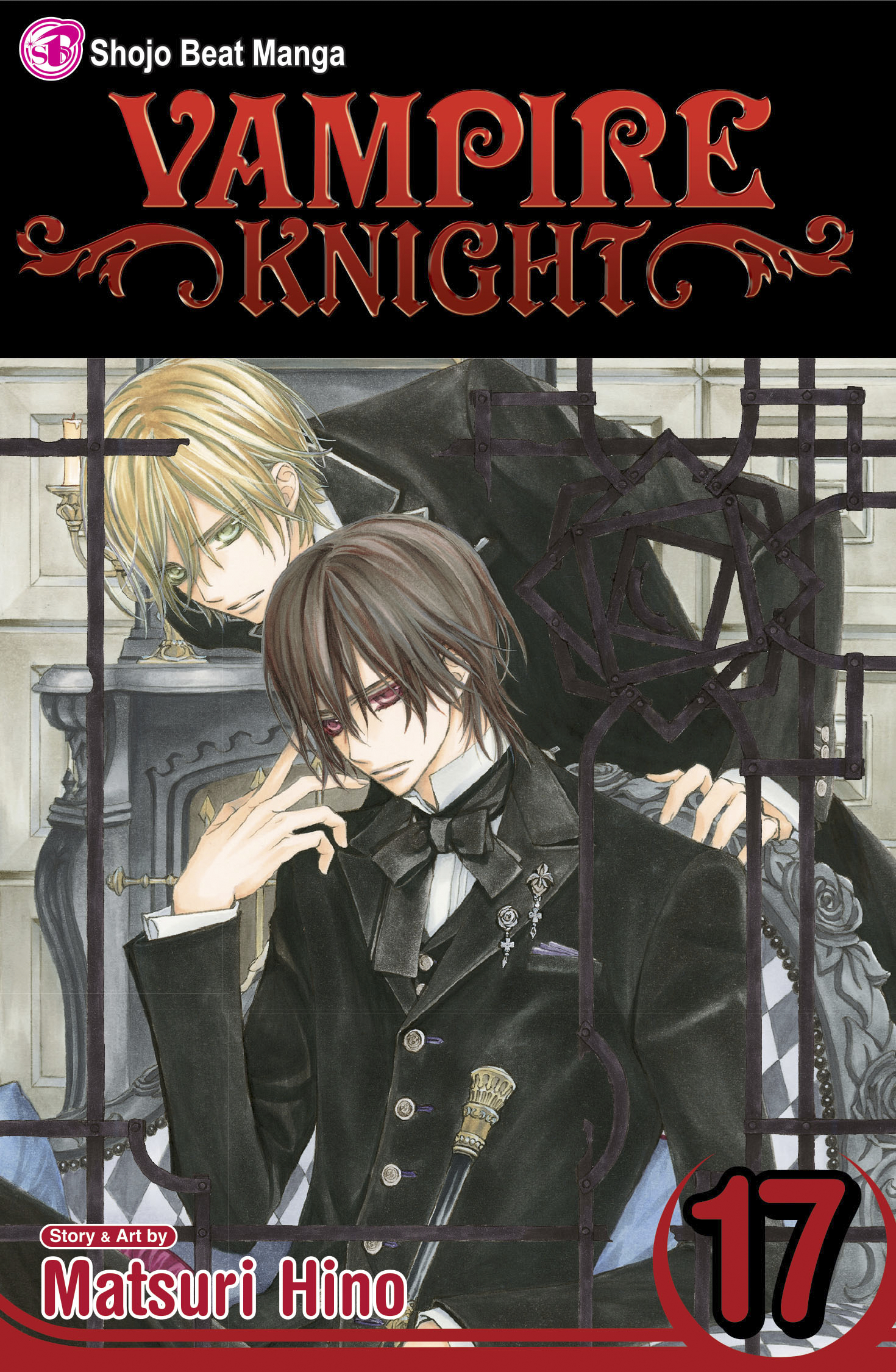 VAMPIRE KNIGHT GN VOL 17