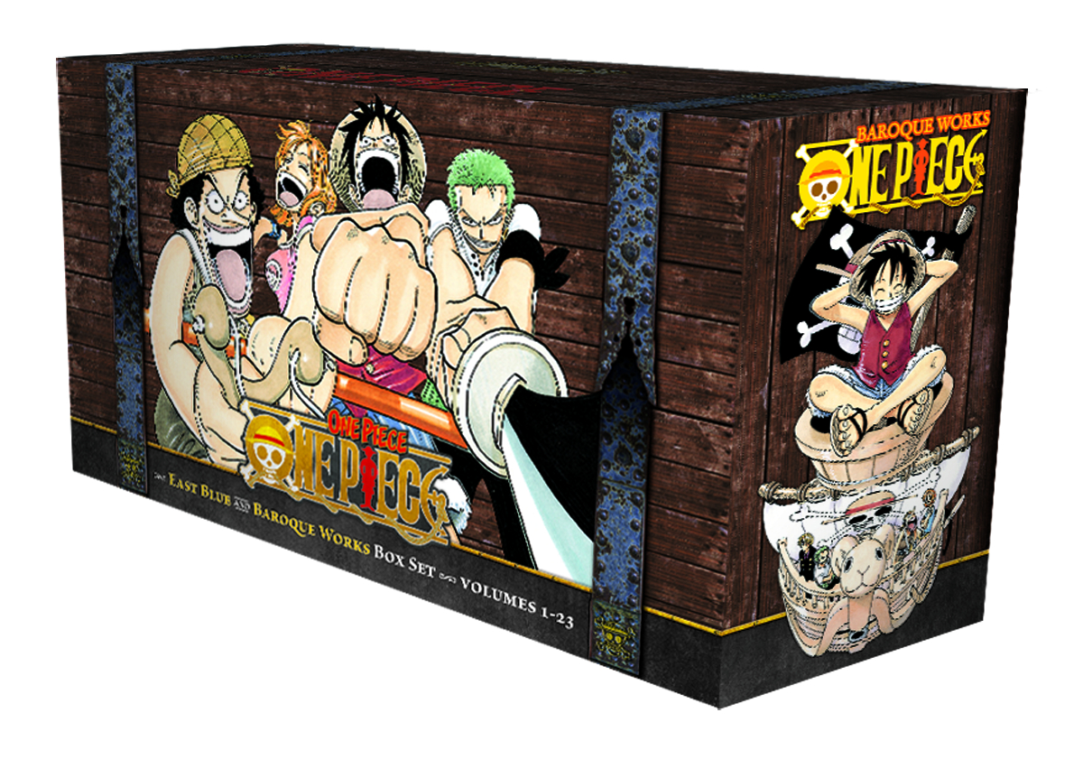ONE PIECE GN BOX SET VOL 01