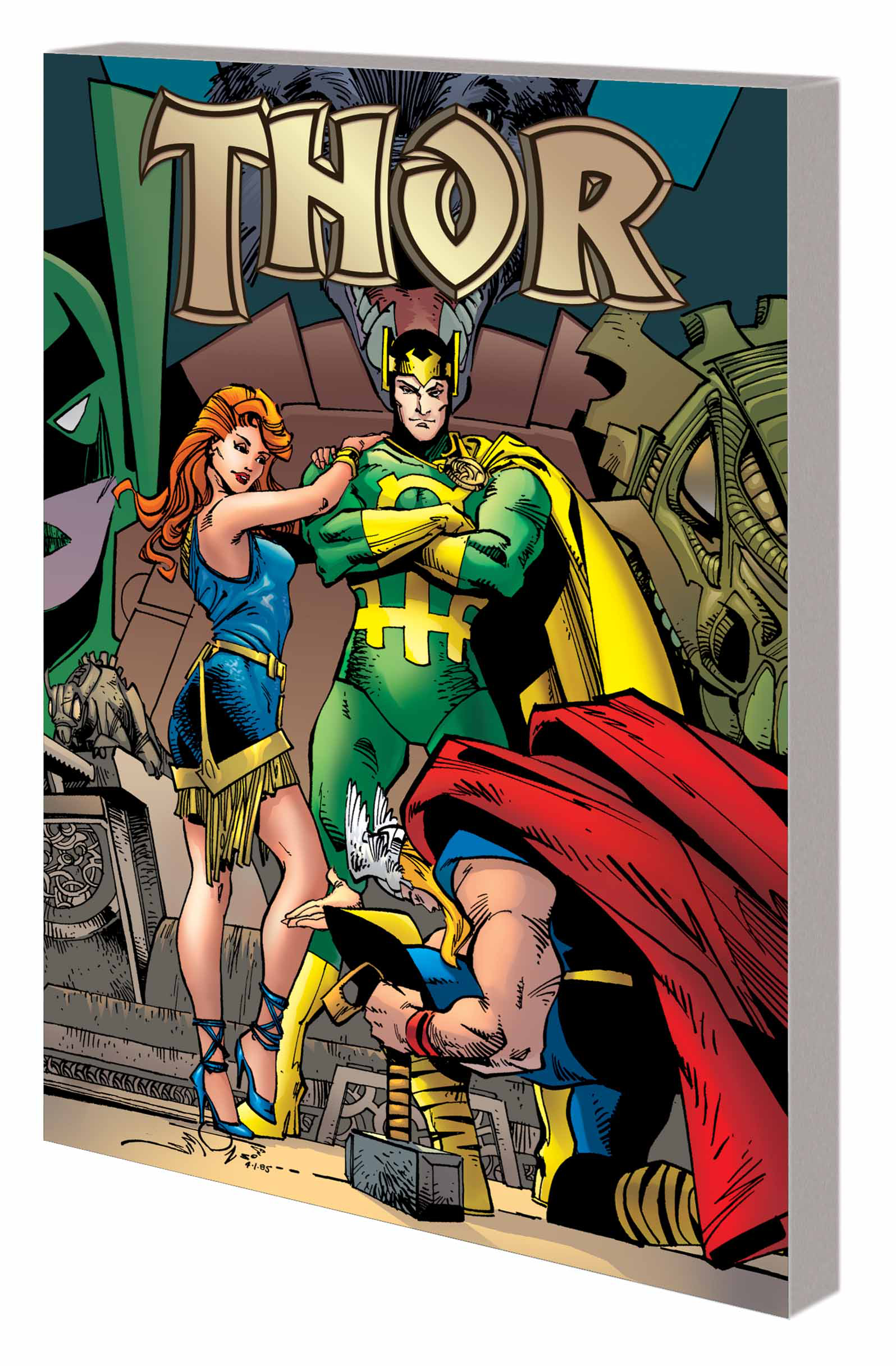 THOR BY WALTER SIMONSON TP VOL 03