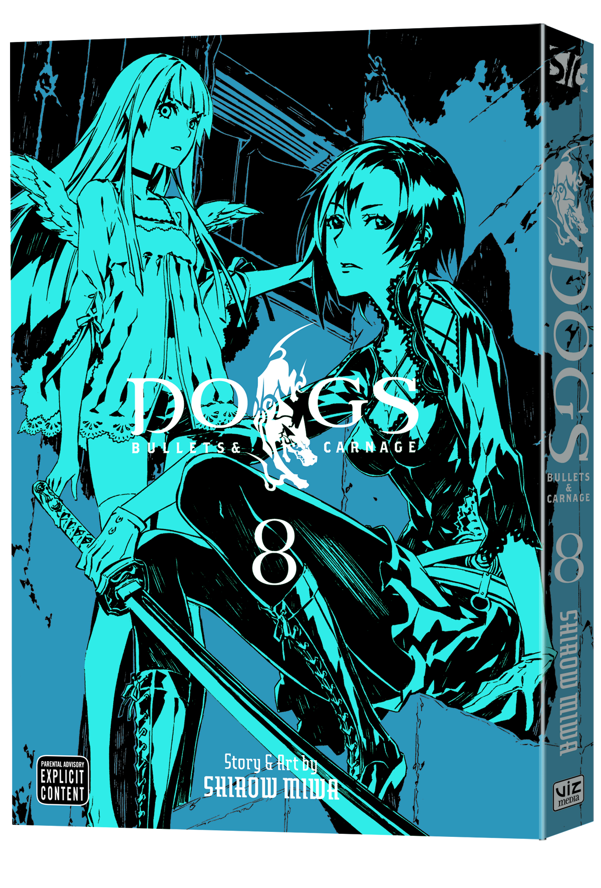 DOGS GN VOL 08