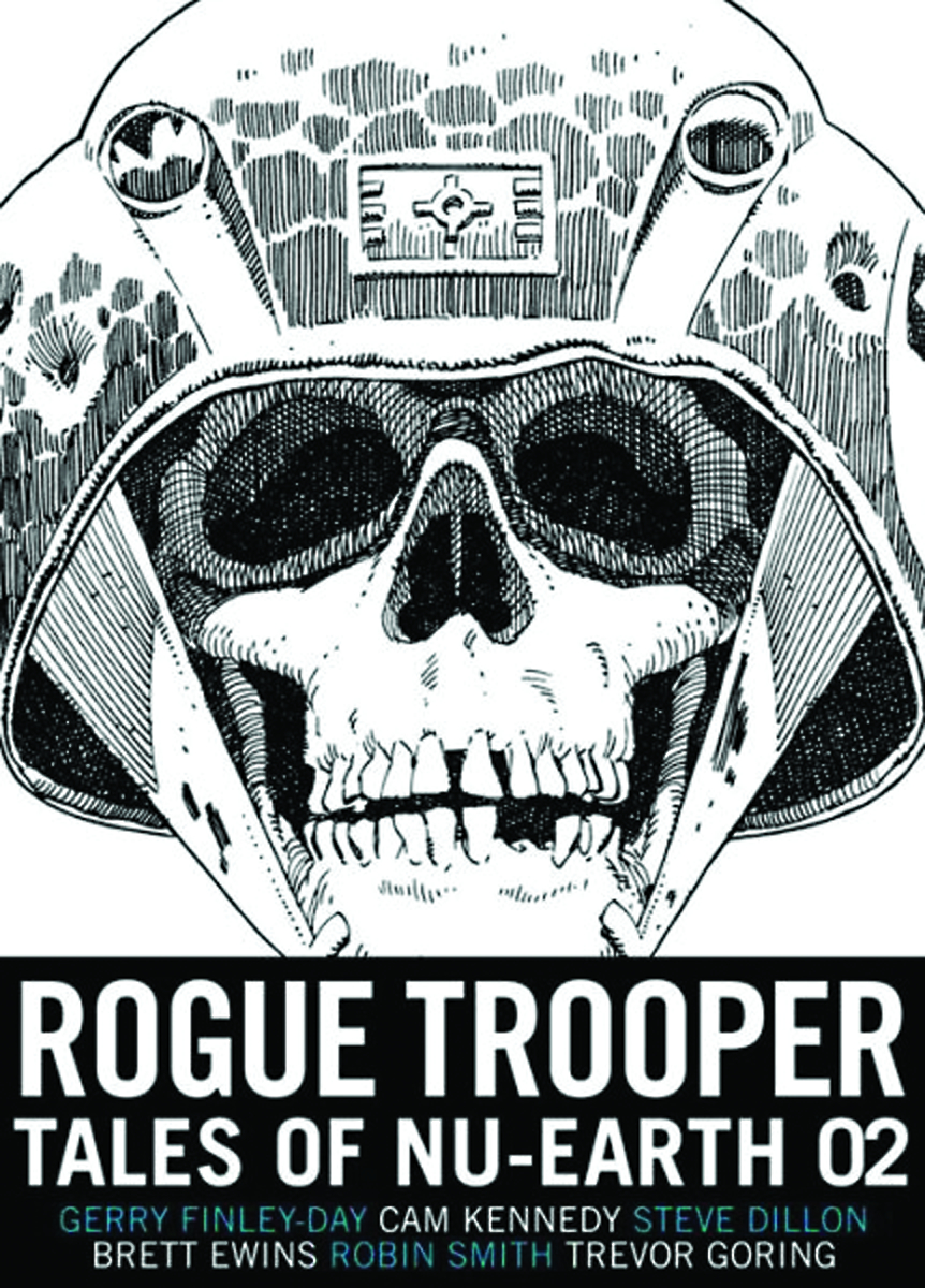 US ROGUE TROOPER TALES OF NU EARTH GN VOL 02