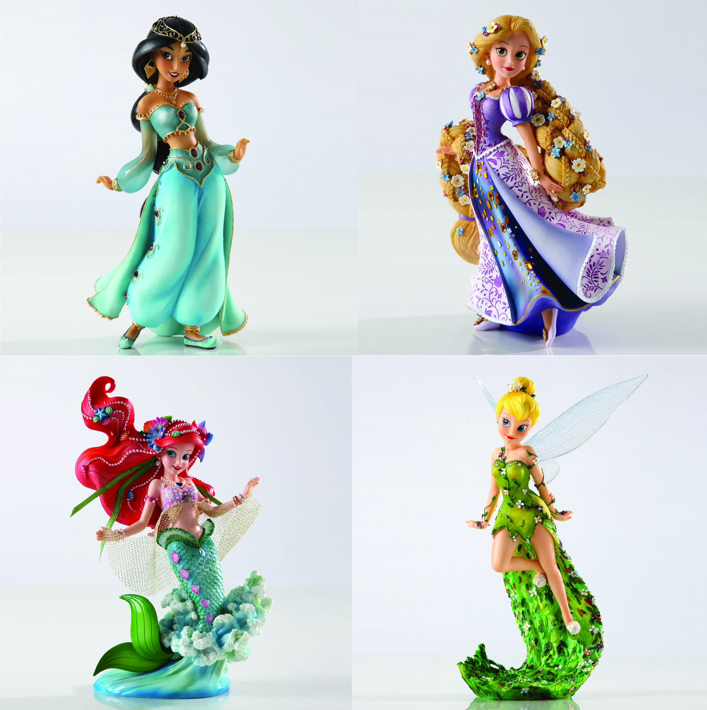 DISNEY SHOWCASE COUTURE DE FORCE WV 2 FIG PPK