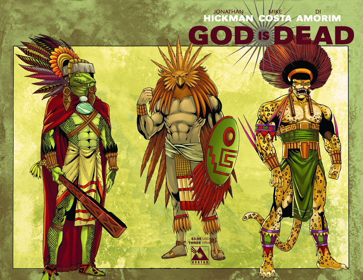 GOD IS DEAD #3 PANTHEON RETAILER INCV CVR