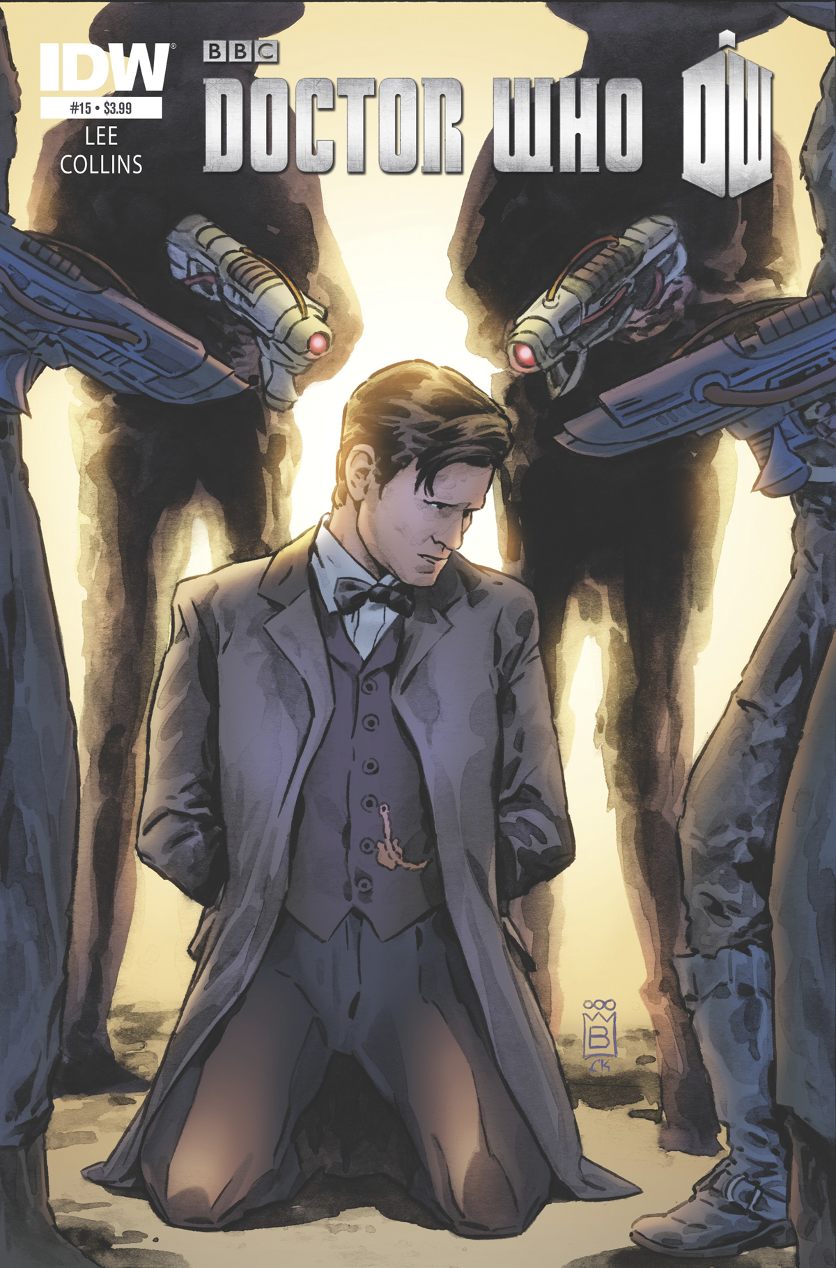 DOCTOR WHO VOL 3 #15