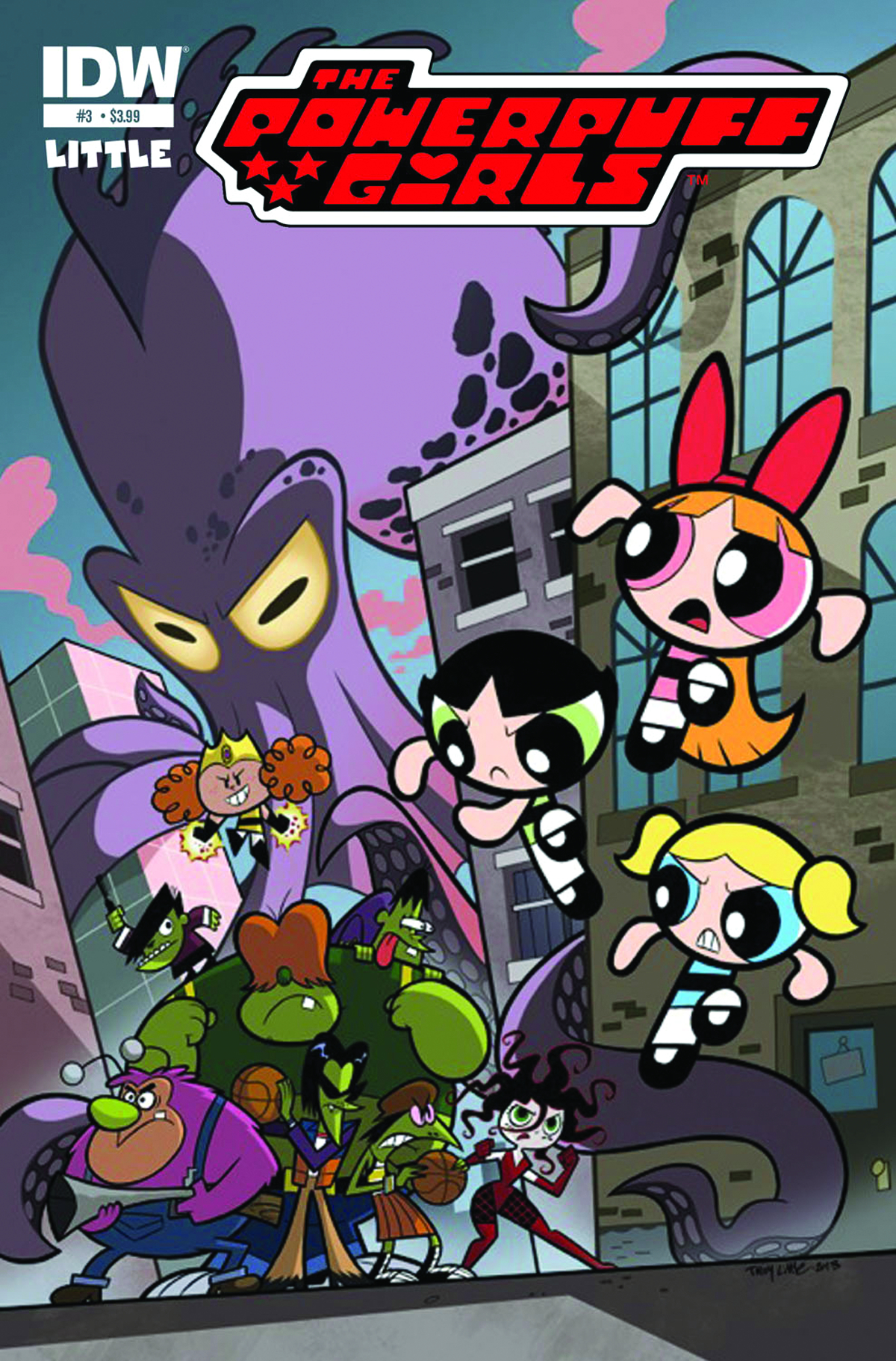 POWERPUFF GIRLS #3