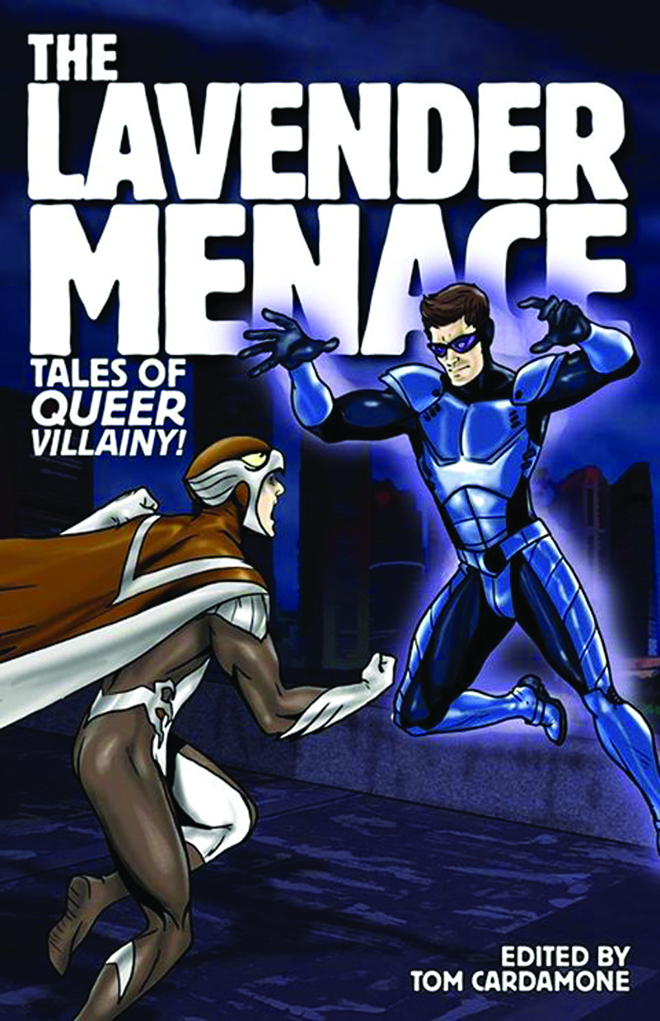 LAVENDER MENACE TALES OF QUEER VILLAINY GN