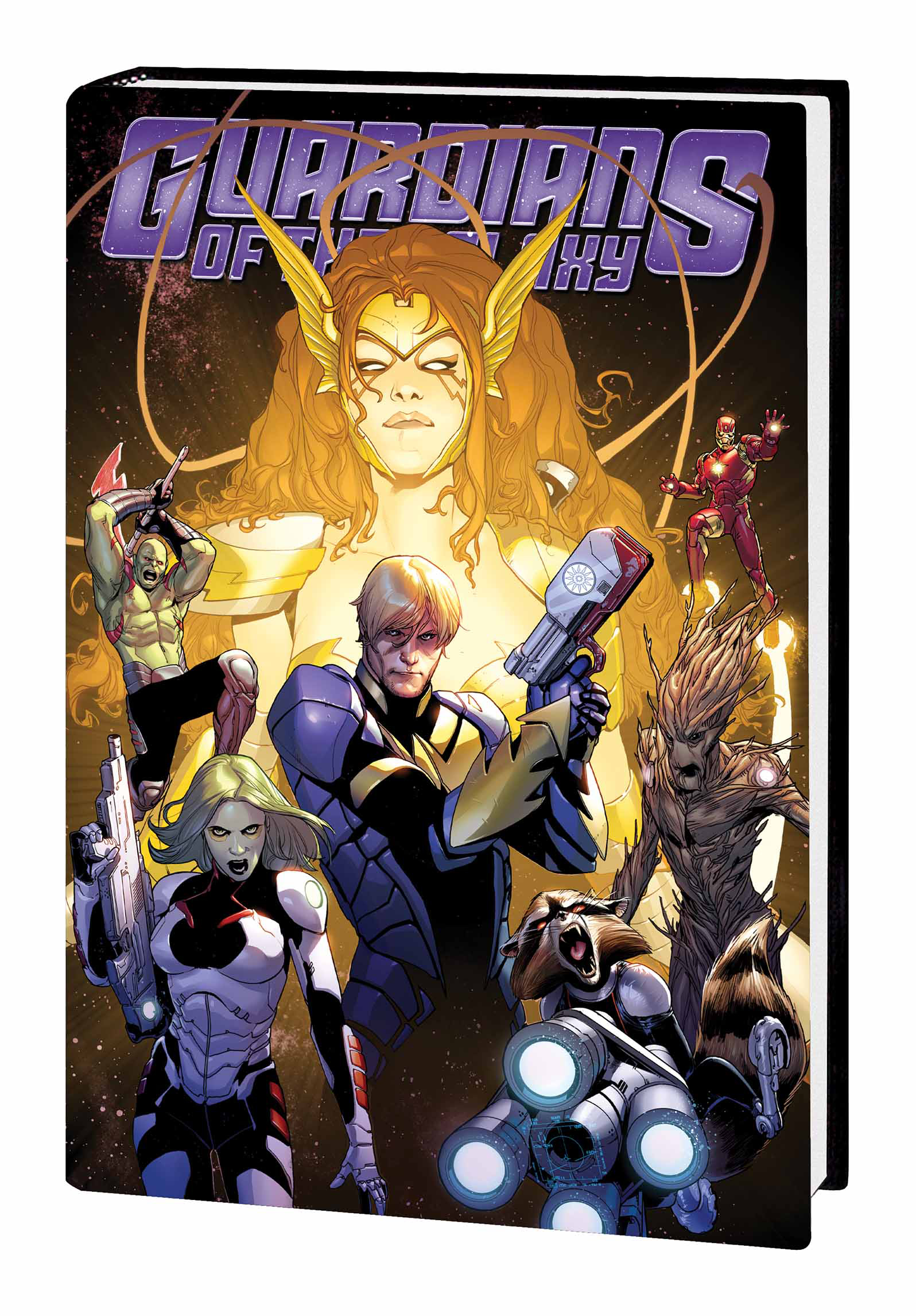 GUARDIANS GALAXY PREM HC VOL 02 ANGELA