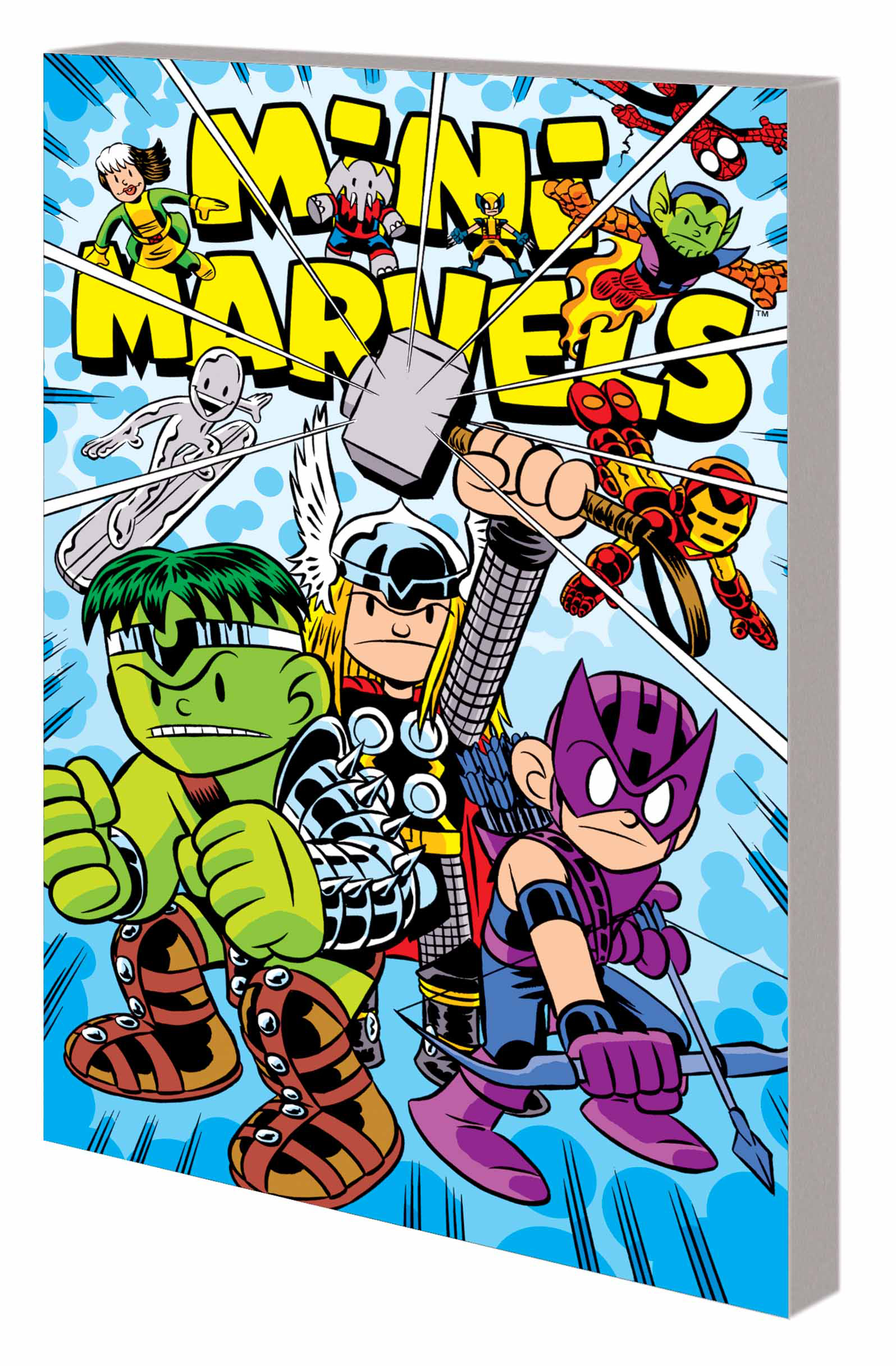 MINI MARVELS TP COMPLETE COLLECTION