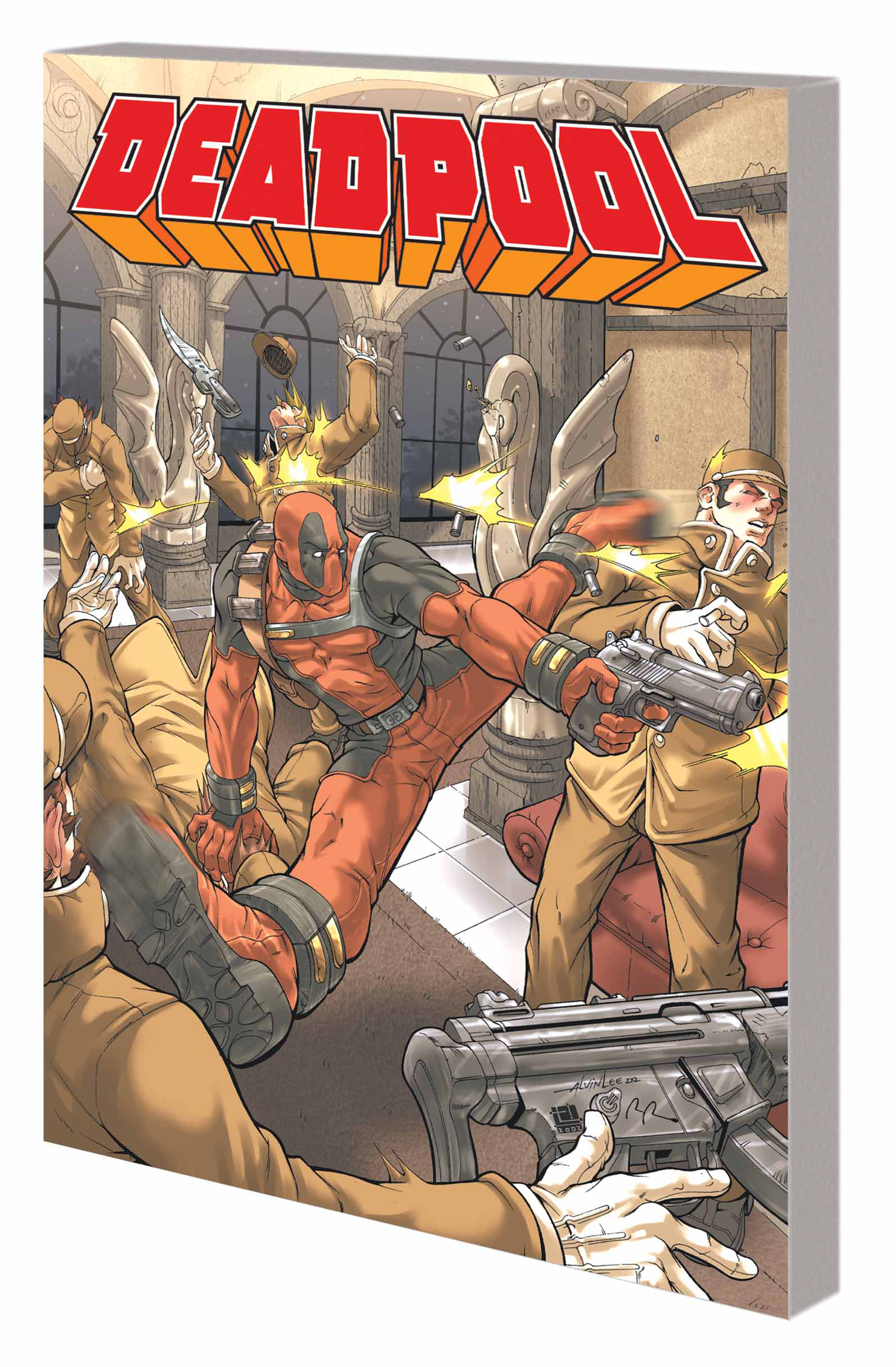DEADPOOL CLASSIC TP VOL 09