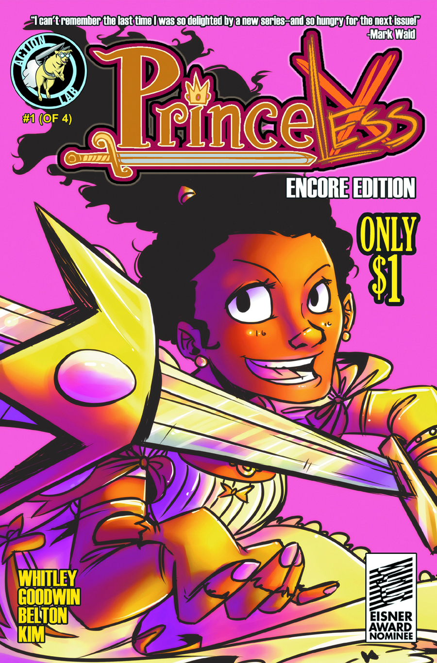 PRINCELESS ENCORE ED #1