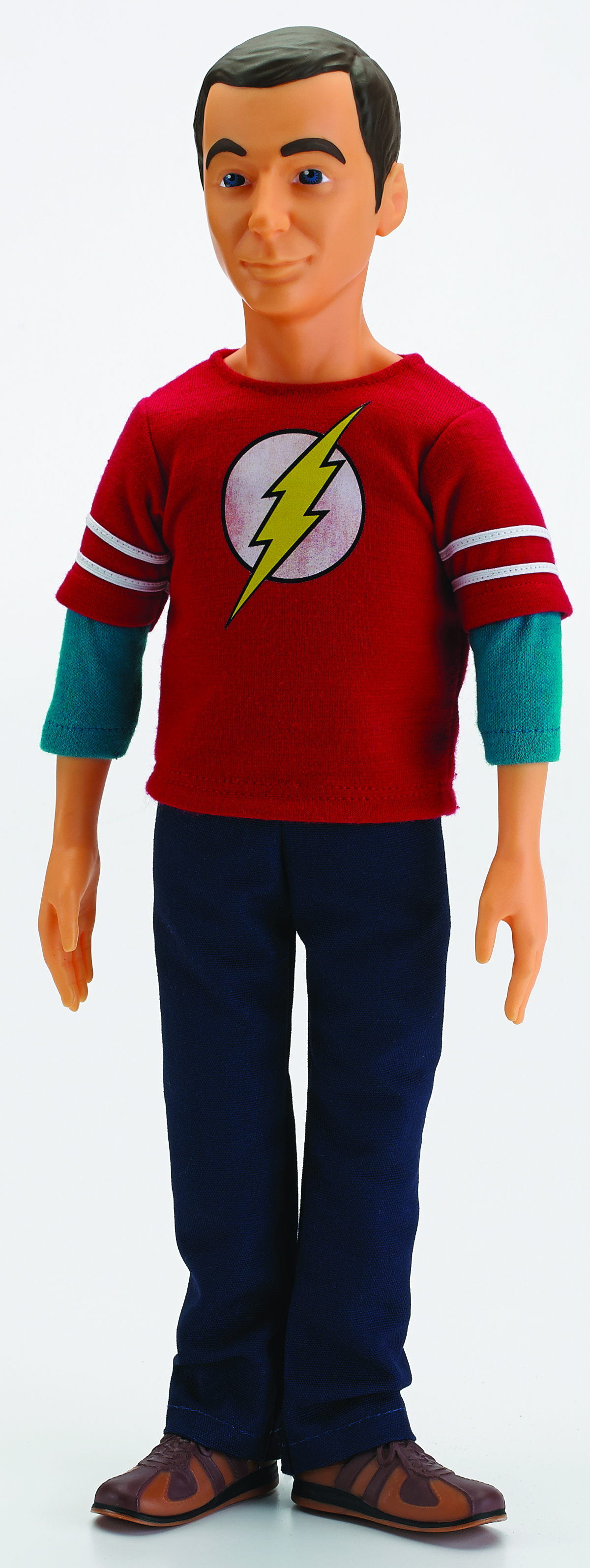 BIG BANG THEORY SHELDON 17IN TALKING FIGURE
