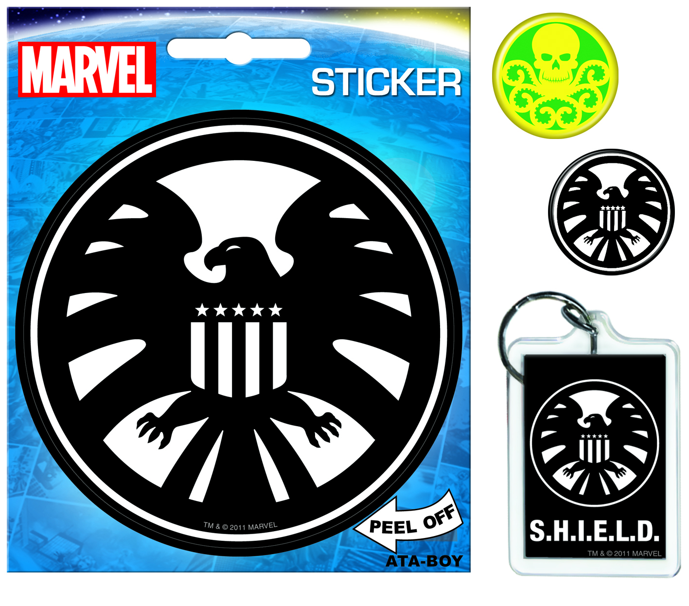 SHIELD COMBO PACK