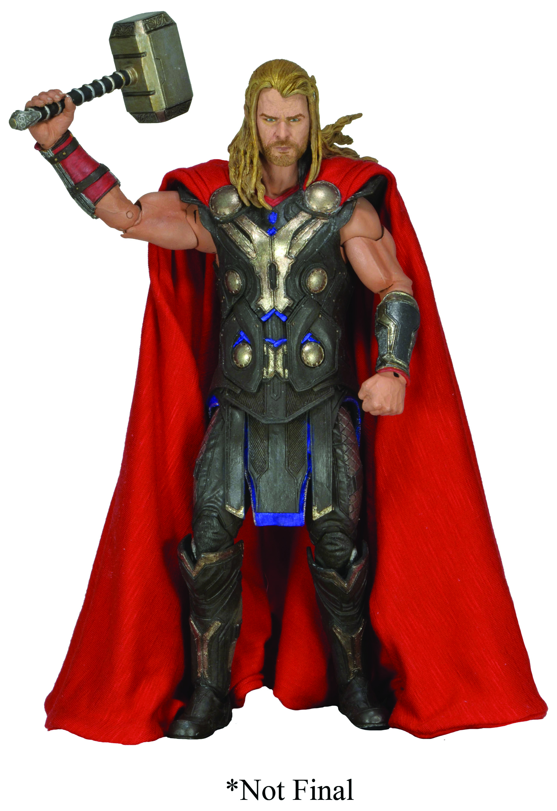 THOR DARK WORLD 1/4 SCALE AF